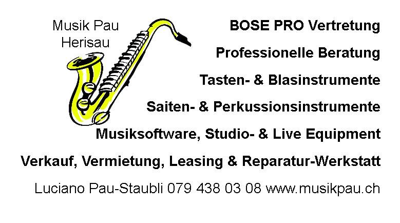 Musik Pau Herisau